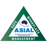Safe Workplace Management accredited - ASIAL